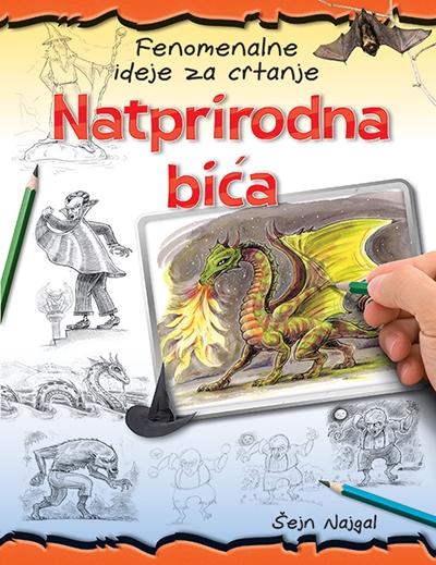 Fenomenalne ideje za crtanje - Natprirodna bića
