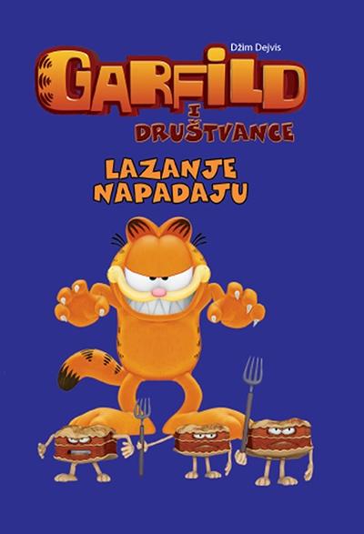 Garfild i društvance 1 - Lazanje napadaju