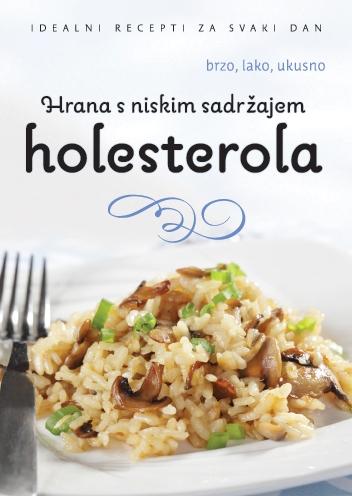 Hrana sa niskim sadržajem holesterola