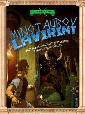 Istorijska potraga: Minotaurov lavirint