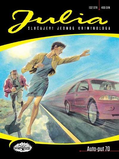 Julija 35 - Auto-put 70