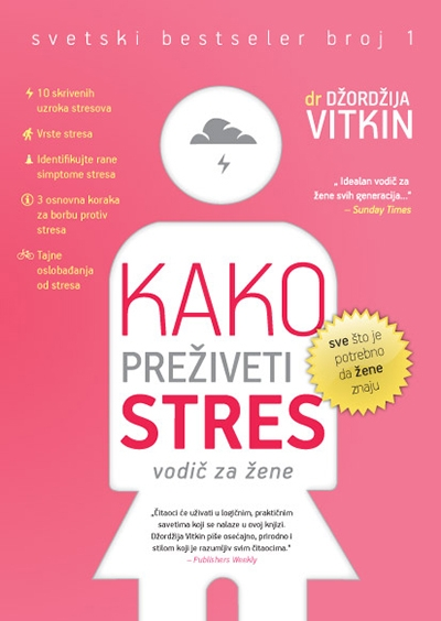 Kako preživeti stres - vodič za žene