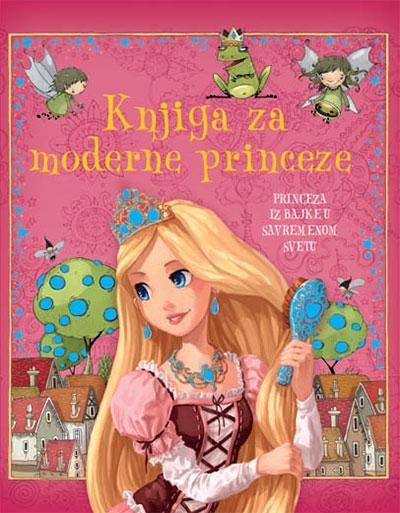 Knjiga za moderne princeze