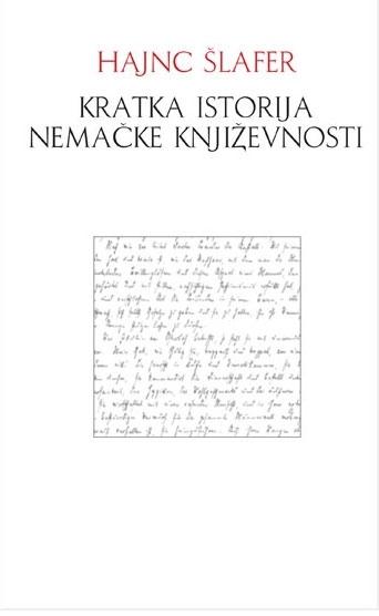 Kratka istorija nemačke književnosti