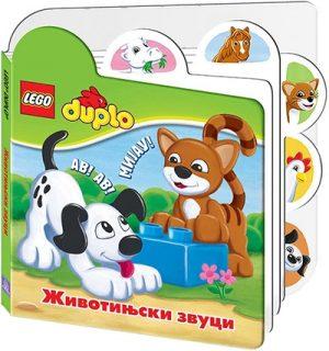 Lego® Duplo® - Životinjski zvuci