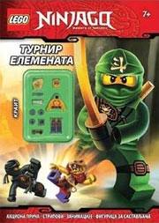 Lego Ninjago - Turnir elemenata