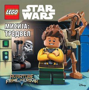 Lego Star Wars - Misija Tredvel