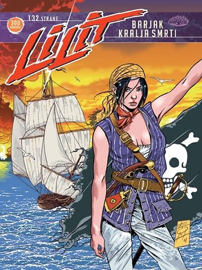 Lilit 2: Barjak kralja smrti
