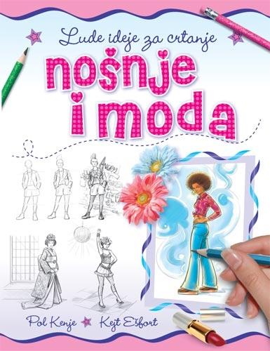 Lude ideje za crtanje - Nošnje i moda