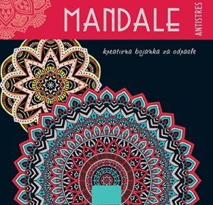 Mandale antistres – kreativna bojanka za odrasle