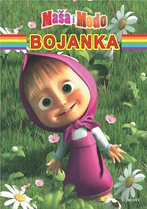 Maša i medved - Bojanka