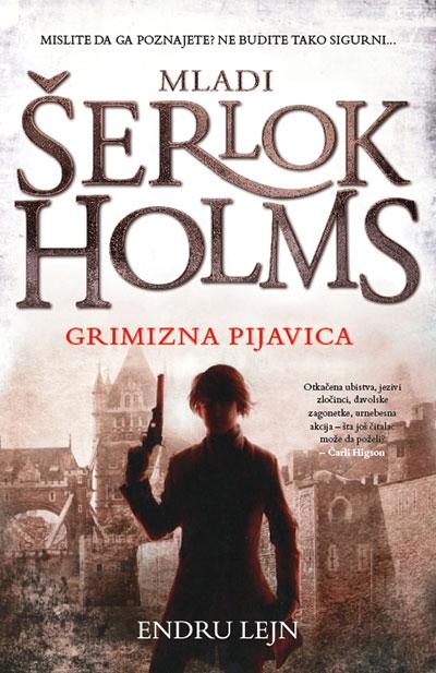 Mladi Šerlok Holms - Grimizna pijavica