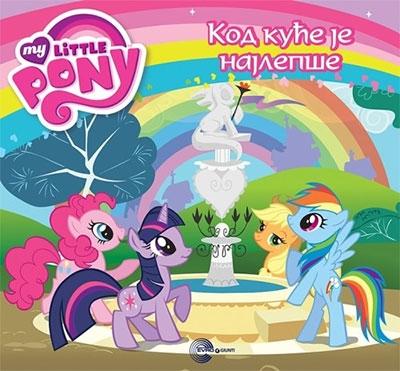 My Little Pony: Kod kuće je najlepše