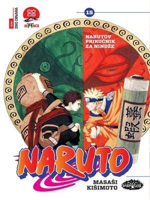 Naruto 15 - Narutov priručnik za nindže