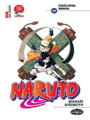 Naruto 17 - Itaćijeva snaga