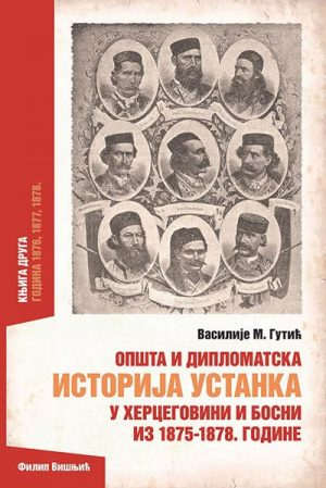 Opšta diplomatska istorija ustanka u Hercegovini i Bosni iz 1875-1878 knjiga 2