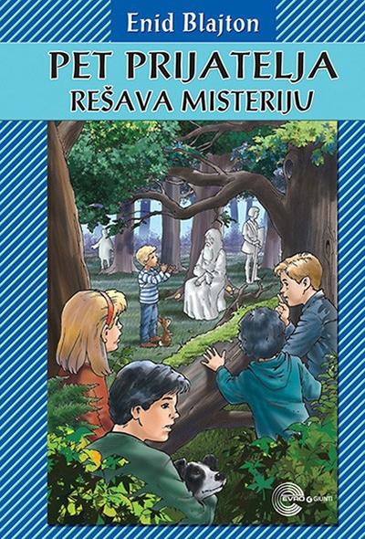 Pet prijatelja rešava misteriju