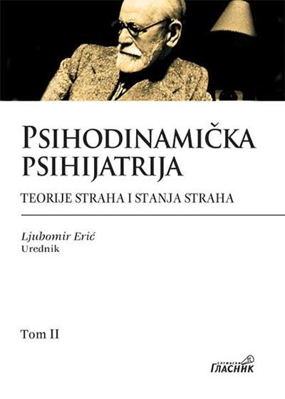 Psihodinamička psihijatrija, tom II