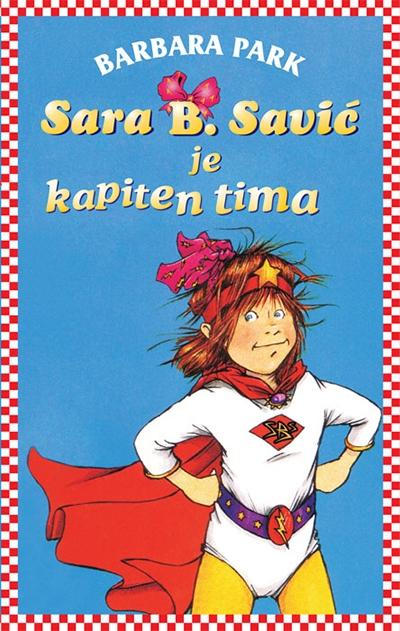 Sara B Savić je kapiten tima