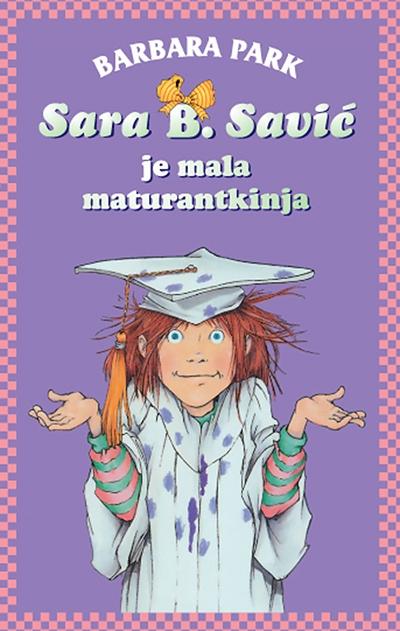 Sara B Savić je mala maturantkinja