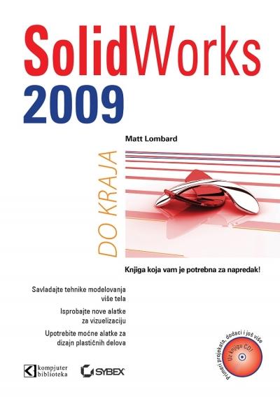 Solidworks 2009 do kraja (+ cd)