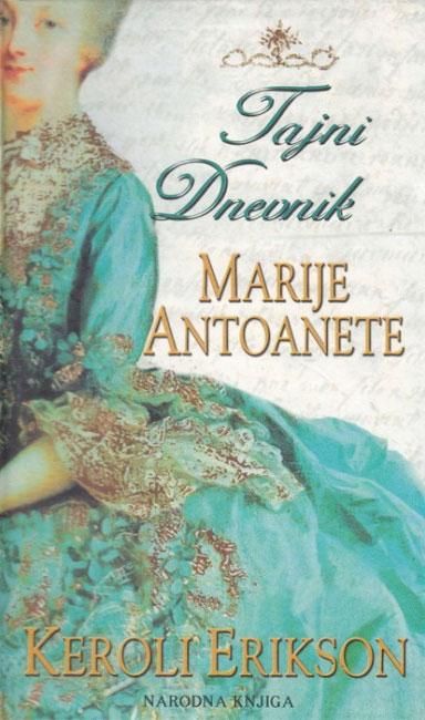 Tajni dnevnik Marije Antoanete