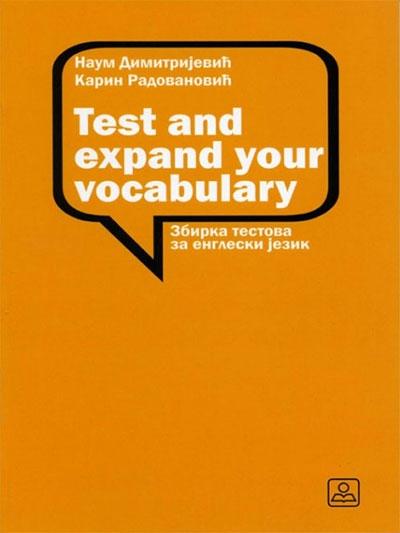 Text and Expand Your Vocabular - zbirka tekstova za engleski jezik