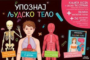 Upoznaj ljudsko telo