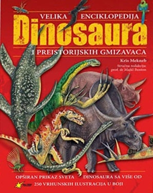 Velika enciklopedija dinosaura