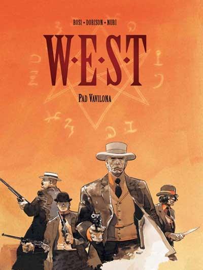W.E.S.T. - Pad Vavilona
