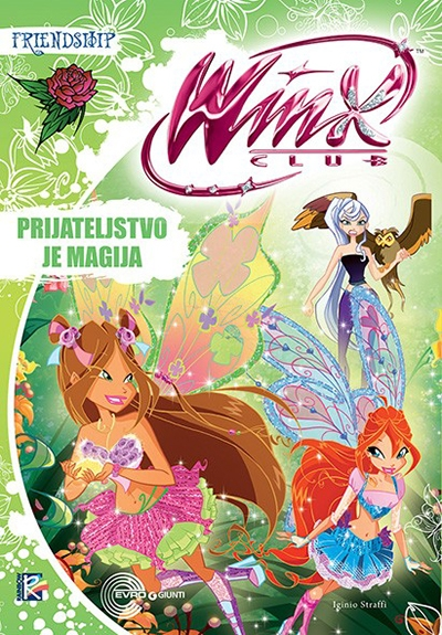 Winx - Prijateljstvo je magija