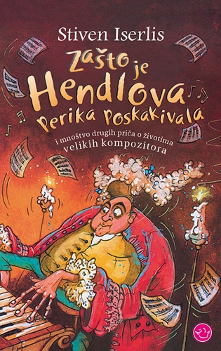Zašto je Hendlova perika poskakivala