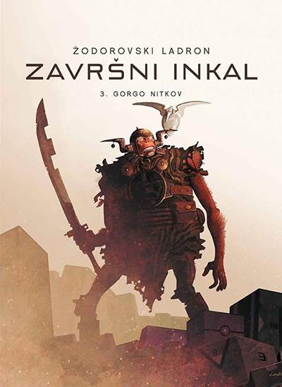 Završni Inkal 3 - Gorgo nitkov