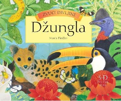 Zvuci divljine - džungla