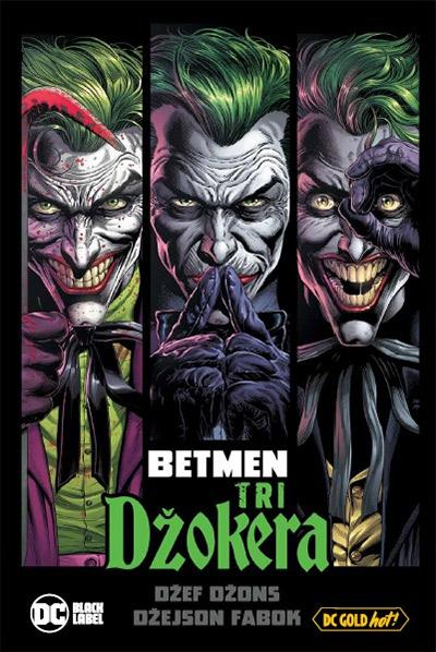 Betmen: Tri džokera