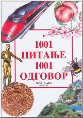 1001 pitanje 1001 odgovor
