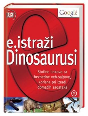 E-istraži dinosaurusi