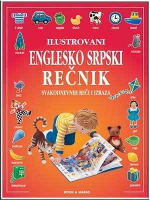 Ilustovani englesko srpski rečnik