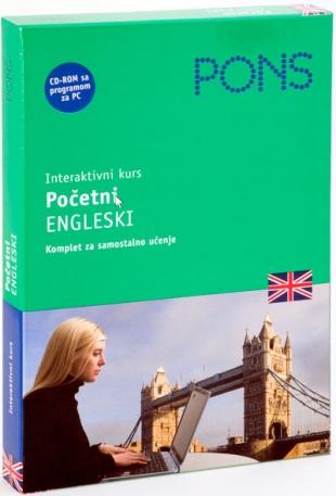 Interaktivni kurs početni - engleski