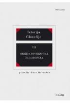 Istorija filozofije tom 3 - srednjovekovna filozofija