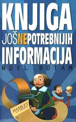 Knjiga još nepotrebnijih informacija