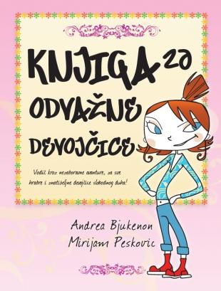 Knjiga za odvažne devojčice