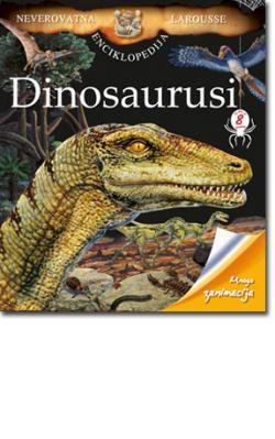 Larousse - dinosaurusi