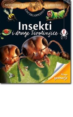 Larousse - insekti i druge životinjice