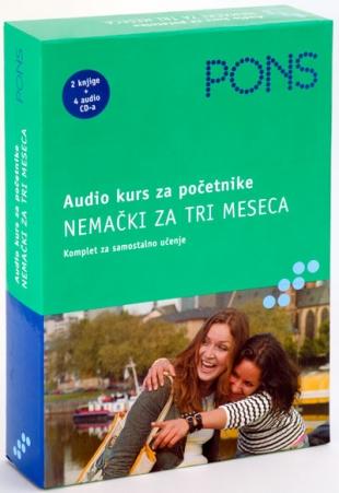 Nemački za tri meseca - audio kurs