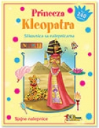 Princeza Kleopatra - nalepnice