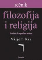 Rečnik - filozofija i religija (istočna i zapadna misao)