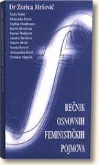 Rečnik osnovnih feminističkih pojmova (meki povez)