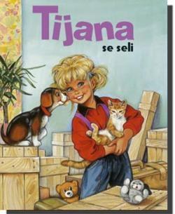 Tijana se seli