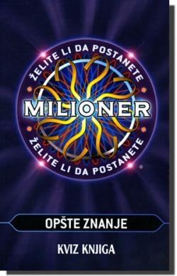 Želite li da postanete milioner? - kviz knjiga